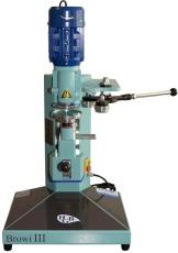 Elektrische Tisch-Dosenverschlussmaschine - Dosenverschließmaschine BROWI 3