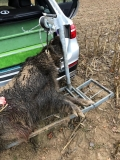 Wildträger (klappbar) für den Transport von Wildbret bis 250 kg
