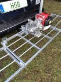 Wildwinch 500 / Winde mit 500kg Zugkraft zur Wildbergung