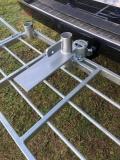Spilladapter zur Aufnahme der Wildwinch 500 - Richtungsausgleich