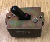 Kippschalter - Ersatzteil für Dosenmaschinen Lastschalter 3 Phasen, ohne Gehäuse