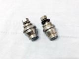 Falzrollenpaar Standard gebraucht - Ersatzteil für Dosenverschlussmaschine LANICO