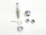 Falzrolle Set unmontiert Pr 26 G 1+2 - Ersatzteil für Dosenverschlussmaschine LANICO