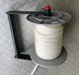 Abspulgerät für unsere Seile, Abwickler