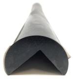 Kantenschutz, Gewehrauflage für Jagdkanzeln - Ausführung W1 - Winkel 90 Grad